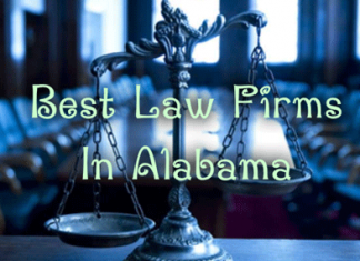 Best Law Firms In Alabama