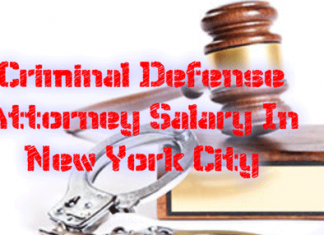 Criminal Defense Attorney Salary