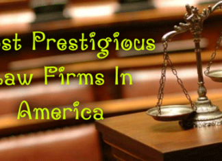 Law Firms In America