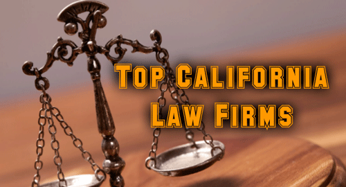 Top California Law Firms