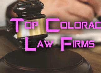 Top Colorado Law Firms