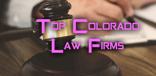 Top Colorado Law Firms