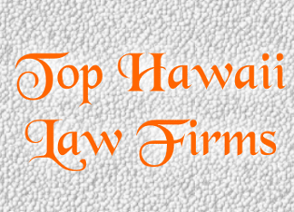 Top Hawaii Law Firms