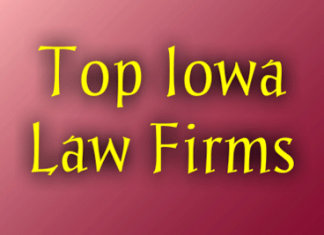 Top Iowa Law Firms