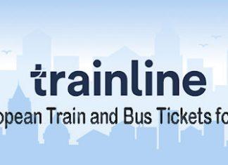 Trainline EU for PC