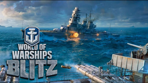 World of Warships Blitz App