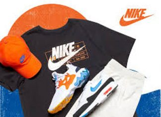 Nike shoes and clothes