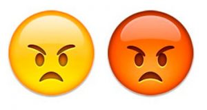 Angry Faces Emoji
