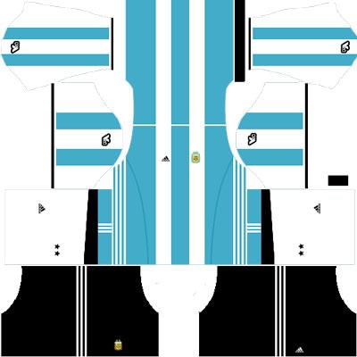 Argentina Home Kit 1