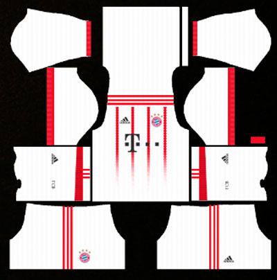 Bayern Munich Third Kit