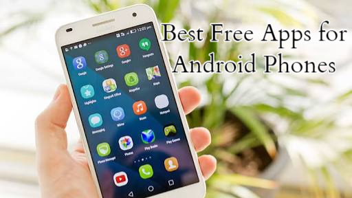 Top 15 Android Apps