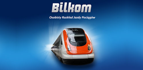 Bilkom Train Timetable App