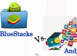 BlueStacks vs Andy
