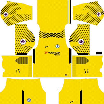 Chelsea Goolkeeper Away
