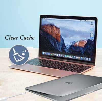 Clear Cache on Mac