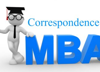 Correspondence MBA