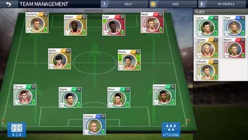 DLS Team Management