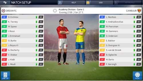 DLS multiplayer online games