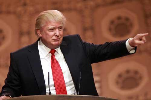 President Donald Trump Bio
