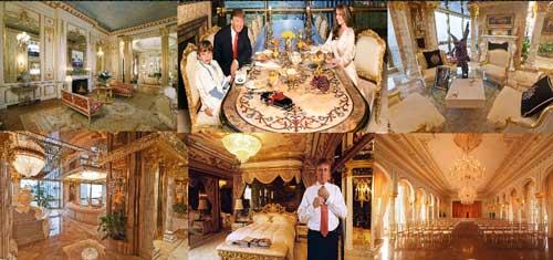 Donald Trump House Interior
