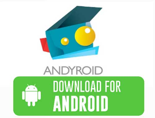 Download Andyroid App Player