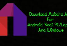 Download Mobdro APK