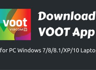 Download VOOT App