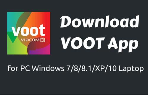 Download VOOT App
