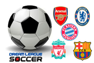 Dream league soccer logos codes