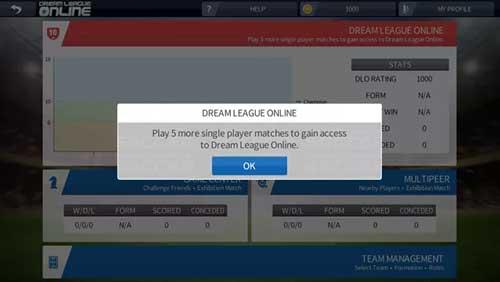 Dream League Online