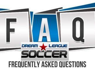 Dream League Soccer FAQ's