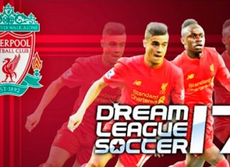 Dream League Soccer Liverpool Team