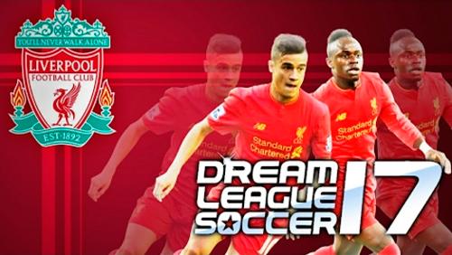 Dream League Soccer Liverpool Team