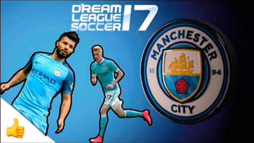 Dream League Soccer Manchester City Team