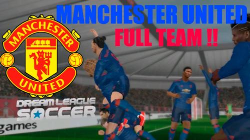low priced bffcf 14141 Dream League Soccer Manchester United Team Logo Kits URLs