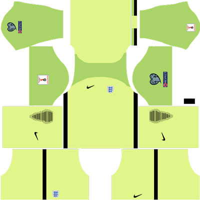 England GoalkeeperThird Kit