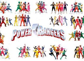Every Seasons Of Power Rangers