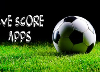 Football Live Score Apps