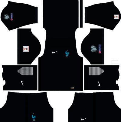 France Third Kit