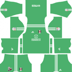 Fulham Goalkeeper Away Kit