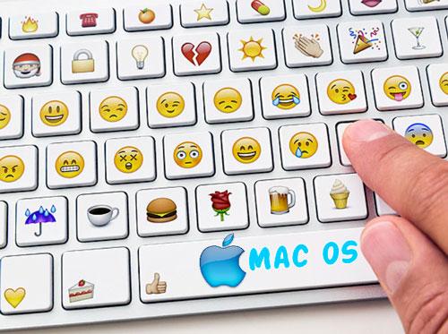 Get Emojis On Your Mac