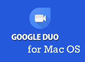 Google Duo for Mac