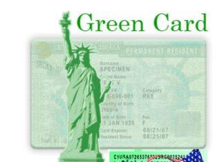 Green Card Details