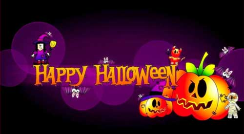 Halloween Day SMS Images