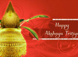 Happy Akshaya Tritiya Wishes Image