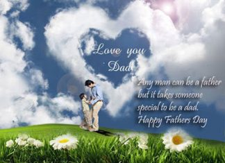 Happy Fathers Day English-Quotes