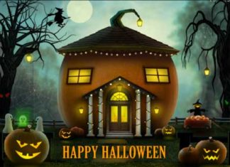 Happy Halloween Day Wishes