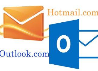 Hotmail-Details