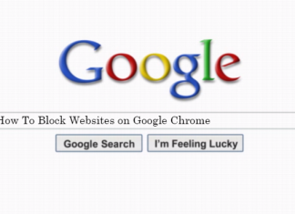 How To Block Websites on Google Chrome