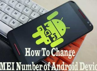 How To Change IMEI Number of Android Devices